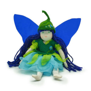 Bluebell Fairy By Lalella