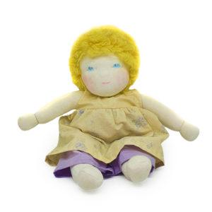 Waldorf Doll Jemma By Lalella
