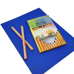 Lyra Pencils And Main Lesson Book Set