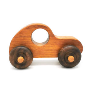 My First Wooden Car