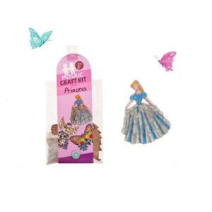 Mosaic Craft Kit – Princess