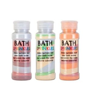 Rainbow Bath Sprinkles Pack