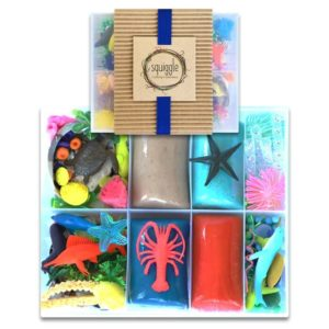 Coral Reef Playdough Set