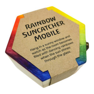 Suncatcher Rainbow Mobile