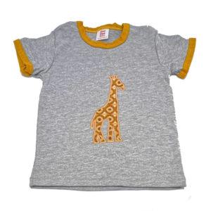 Shweshwe T-shirt 2-3 Yrs