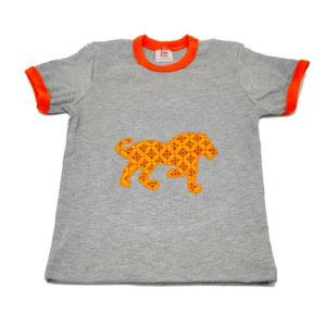 Shweshwe T-shirt 3-4 Yrs