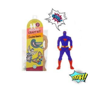 Mosaic Craft Kit – Superhero