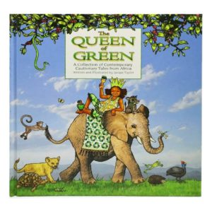 The Queen Of Green Childrens Book