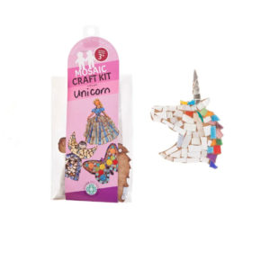 Mosaic Craft Kit – Unicorn