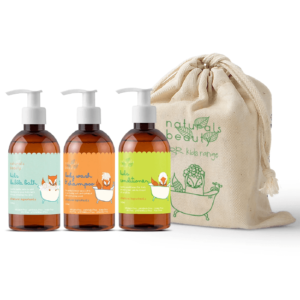 Naturals Beauty Kids Range Gift Set