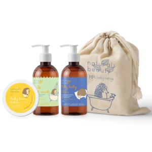 Naturals Beauty Baby Range Gift Set