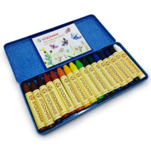 Stockmar Wax Stick Crayons 16