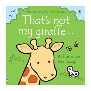 That's Not My Giraffe Board Book