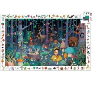 Enchanted Forest Puzzle