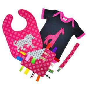 ShweshweBaby Pink Gift Set