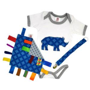 ShweshweBaby Blue Gift Set