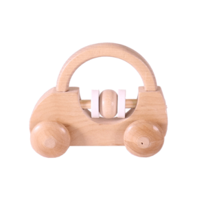 Wooden Push Car