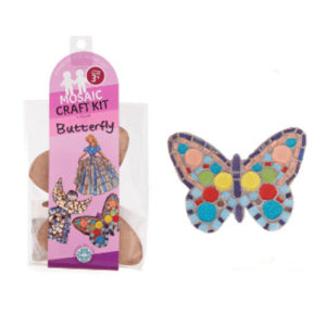 Mosaic Craft Kit – Butterfly