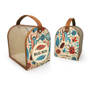 Wooden Bug Box & Accessories