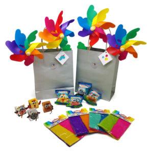Rainbow Lucky Packet