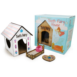 DIY Tooth Fairy House