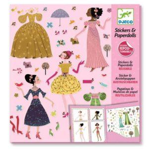 Djeco Paper Dolls