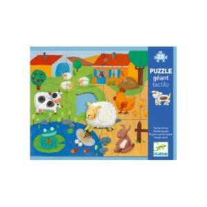 Tactile Farm Giant Puzzle