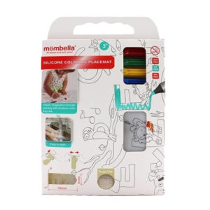 Reusable Silicone Colouring Placemat