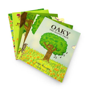 Read To Rise Oaky Series