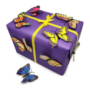 Butterfly Wrapping