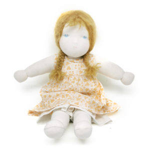 Waldorf Doll Olivia By Lalella