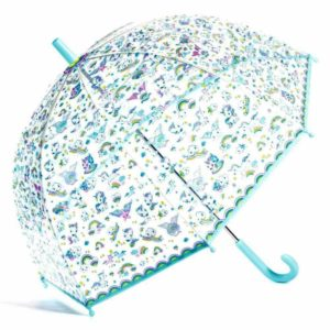 Kids Rain Umbrella – Unicorns