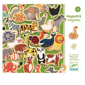 Djeco Wooden Magnetics -Magnimo