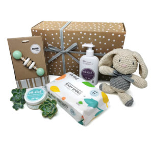 Baby Bunny Oh-lief Gift Set