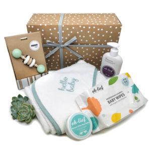 Hello Baby Gift Box