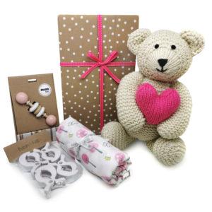 New Baby Girl Gift Set