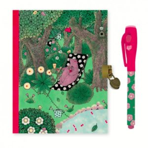 Secret Notebook Forest Flower