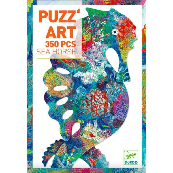 Djeco Sea Horse Kids Puzzle