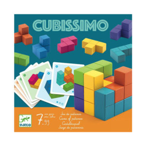 Cubissimo Board Game