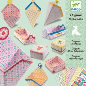 Djeco Origami Little Boxes