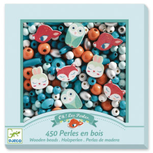 Wooden Beads – Small Animals